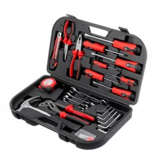 Tool set 24 pcs INTERTOOL ET-6001