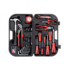 Tool set 24 pcs INTERTOOL ET-6001: фото 2