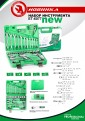 "Presentation Professional tool set 1/2"" & 1/4"" 77 pcs INTERTOOL ET-6077"