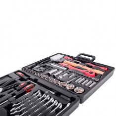 "Professional tool set 1/2"" & 1/4"" 99 pcs INTERTOOL ET-6099: фото 5"