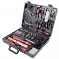 "Professional tool set 1/2"" & 1/4"" 99 pcs INTERTOOL ET-6099"