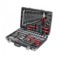 "Professional tool set 1/4"" & 1/2"", 101 pcs INTERTOOL ET-7101"
