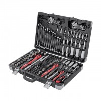 "Professional tool set 1/4"" & 3/8"" & 1/2"" 176 pcs INTERTOOL ET-7176"