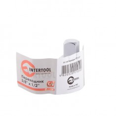 "Adapter 3/8""x1/2"", CrV INTERTOOL ET-1105: фото 2"