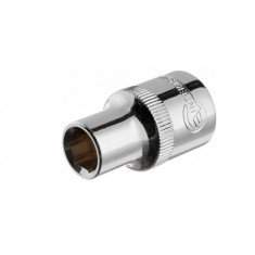 "Hexagonal socket 1/2"", 10 mmx38 mm, CrV INTERTOOL ET-0010"