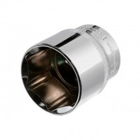"Hexagonal socket 1/2"", 32 mmx44 mm, CrV INTERTOOL ET-0032"