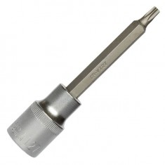 "Torx in a holder 1/2"", 100mm, T50 INTERTOOL HT-1957"