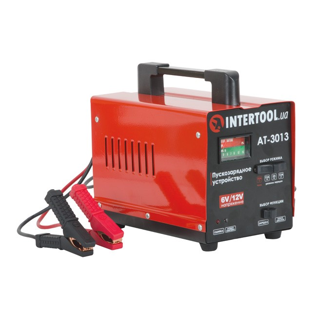 Battery charger INTERTOOL AT-3013