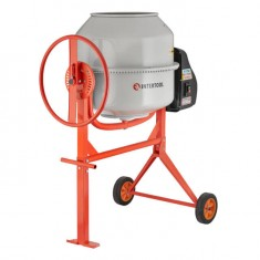 Concrete mixer 550 W, 180 l, 30 rpm INTERTOOL DT-9180: фото 3