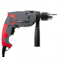 Impact drill 500W, 0-2700rpm, chuck jaw width, min./max. 1.5-13mm, reverse, continuous adjustment INTERTOOL DT-0107: фото 4