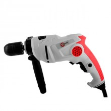 Impact drill, 650W, 0-3000rpm, chuck jaw width, min./max.1.5/13mm, reverse, self-tightening chuck INTERTOOL DT-0116