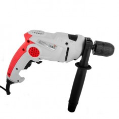 Impact drill, 650W, 0-3000rpm, chuck jaw width, min./max.1.5/13mm, reverse, self-tightening chuck INTERTOOL DT-0116: фото 2