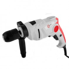 Impact drill, 650W, 0-3000rpm, chuck jaw width, min./max.1.5/13mm, reverse, self-tightening chuck INTERTOOL DT-0116: фото 3