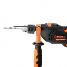 Impact drill STORM 600 W, 0-2800 rpm, 1/13 mm INTERTOOL WT-0106: фото 4