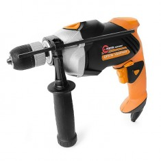 Impact drill STORM 760 W, 0-2600 rpm, 1.5/13 mm, reverse, smooth speed control INTERTOOL WT-0107: фото 15