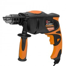 Hammer drill STORM 850 W, 0-2800 rpm, 1/13 mm INTERTOOL WT-0108