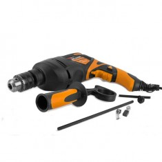 Hammer drill STORM 850 W, 0-2800 rpm, 1/13 mm INTERTOOL WT-0108: фото 4