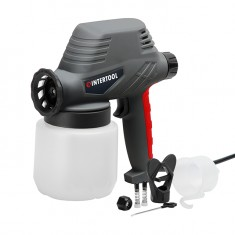 Power spray gun, 120W INTERTOOL DT-5012