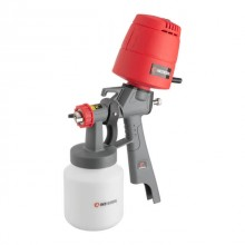 Power spray gun HVLP, 450W INTERTOOL DT-5045
