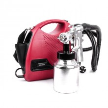 Power spray gun HVLP, 600 W INTERTOOL DT-5060