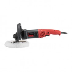 Polisher STORM 1400 W, 0-3000 rpm, 180 mm INTERTOOL WT-1800: фото 2
