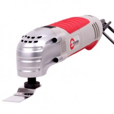 Multitool (Renovator), 250 W, 15000-22000 strokes/pm, accessories, plactic case INTERTOOL DT-0525: фото 2