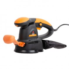 Orbital sander STORM, 430 W, 6000-12000 rpm, 125 mm INTERTOOL WT-0543