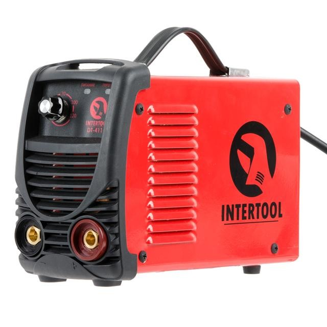 Welder 230/380 V, 160 A, 6.5 kW INTERTOOL DT-4116