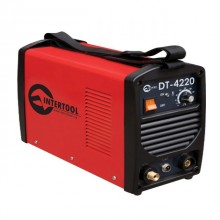 Inverter for argon-arc welding 230 V, 4.5 kW, 10-200 A INTERTOOL DT-4220