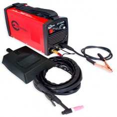 Inverter for argon-arc welding 230 V, 4.5 kW, 10-200 A INTERTOOL DT-4220: фото 2