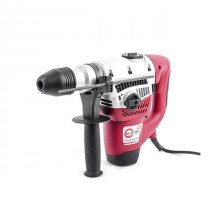 Hammer drill SDS MAX, 1050W, 500 rpm, 3500 spm, 2 modes, case, accessories INTERTOOL DT-0195