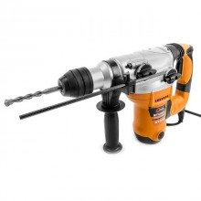 Rotary hammer STORM 1500 W, 0-800 rpm, 0-3150 bpm, 3 modes INTERTOOL WT-0151