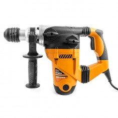 Rotary hammer STORM 1600 W, 3 modes, 730 rpm, 0-4200 bpm INTERTOOL WT-0153: фото 2