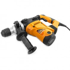 Rotary hammer STORM 1600 W, 3 modes, 730 rpm, 0-4200 bpm INTERTOOL WT-0153: фото 5