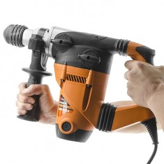 Rotary hammer STORM 1600 W, 3 modes, 730 rpm, 0-4200 bpm INTERTOOL WT-0153: фото 7