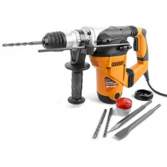 Rotary hammer STORM 1600 W, 3 modes, 730 rpm, 0-4200 bpm INTERTOOL WT-0153: фото 8