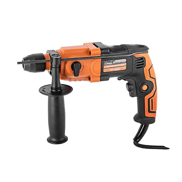 Rotary hammer STORM 400 W, 0-1500 rpm, 0-3600 bpm, 2 modes INTERTOOL WT-0155