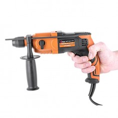 Rotary hammer STORM 400 W, 0-1500 rpm, 0-3600 bpm, 2 modes INTERTOOL WT-0155: фото 5