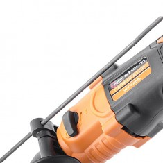 Rotary hammer STORM 400 W, 0-1500 rpm, 0-3600 bpm, 2 modes INTERTOOL WT-0155: фото 6