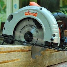 Circular saw STORM 1200 W, 4500 rpm, cutting depth (90°) 63 mm, cutting depth (45°) 38 mm, blade diameter 20 mm/185 mm INTERTOOL WT-0614: фото 7