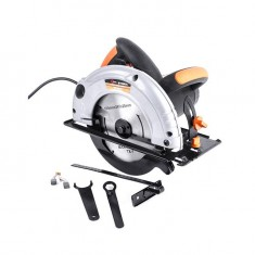 Circular saw STORM 1200 W, 4500 rpm, cutting depth (90°) 63 mm, cutting depth (45°) 38 mm, blade diameter 20 mm/185 mm INTERTOOL WT-0614: фото 8