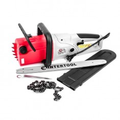 Chain saw 2000W, 670rpm, guide plate 405mm, 230V INTERTOOL DT-2204: фото 5