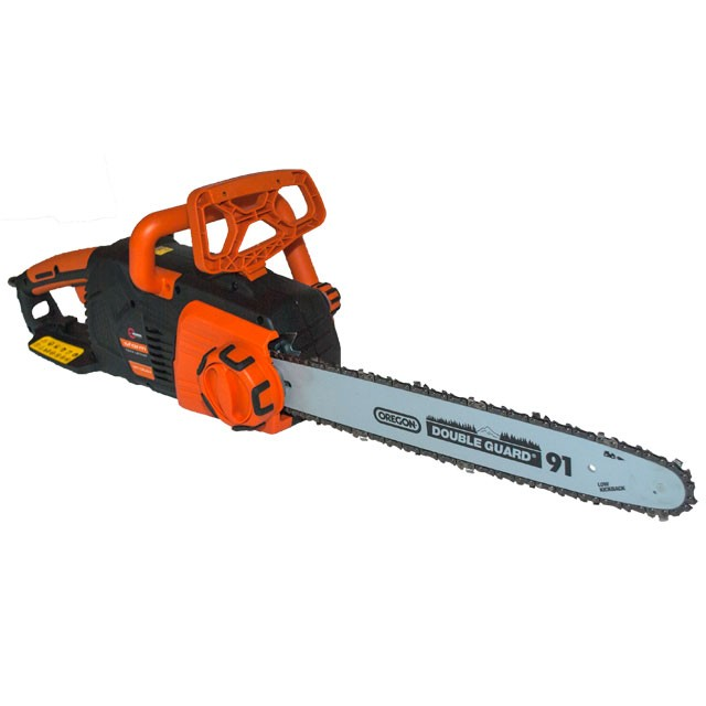 Chain saw STORM 2400W, 13.5mps, guide plate 405mm, 230V INTERTOOL WT-0624