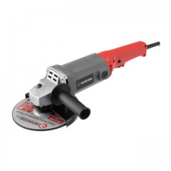 Angle grinder 1650 W, 8000 rpm, 180 mm, locking device INTERTOOL DT-0218