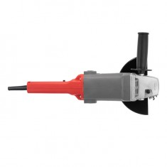 Angle grinder 1650 W, 8000 rpm, 180 mm, locking device INTERTOOL DT-0218: фото 3