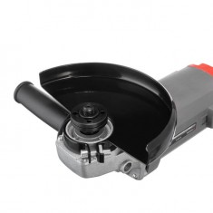 Angle grinder 1650 W, 8000 rpm, 180 mm, locking device INTERTOOL DT-0218: фото 7