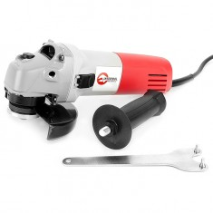 Angle Grinder 630 W, 11000 rpm, 125mm INTERTOOL DT-0263: фото 10