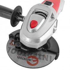 Angle grinder 710W, 12000rpm, disc diameter 125mm INTERTOOL DT-0266: фото 10