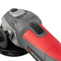 Angle grinder 710W, 12000rpm, disc diameter 125mm INTERTOOL DT-0266: фото 5