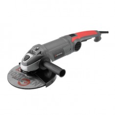 Angle grinder 2000W, 6500rpm, disc diameter 230mm, smooth start, turning handle INTERTOOL DT-0290